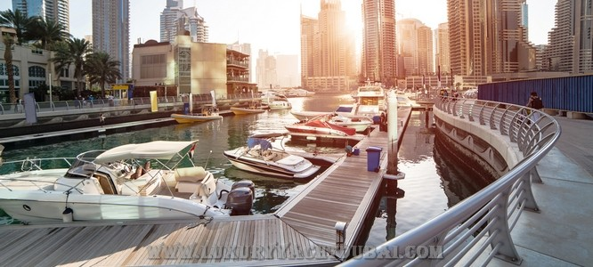Exclusive Yacht Services in Dubai